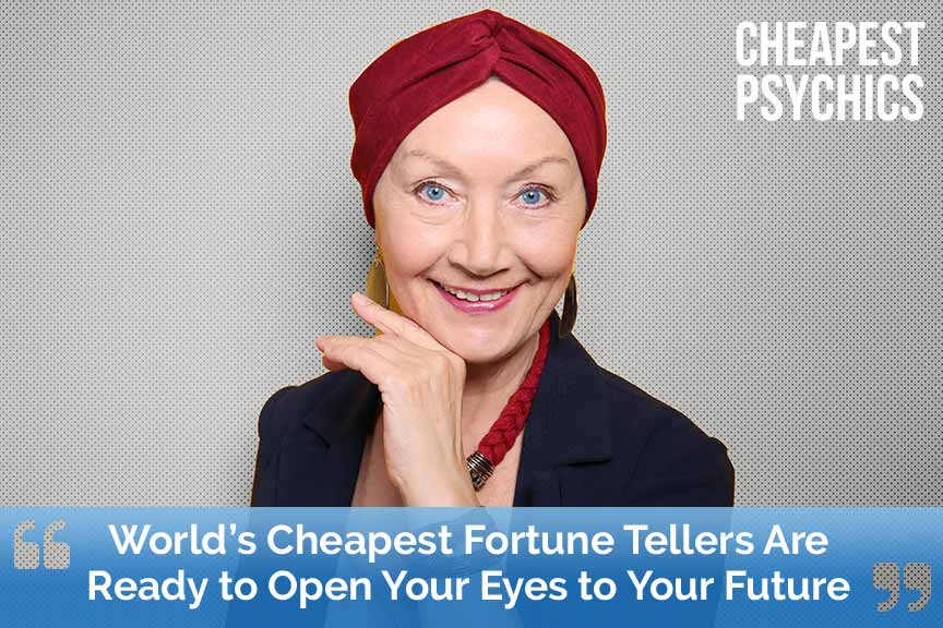 Cheapest Fortune Tellers - Psychic Readings Australia Live