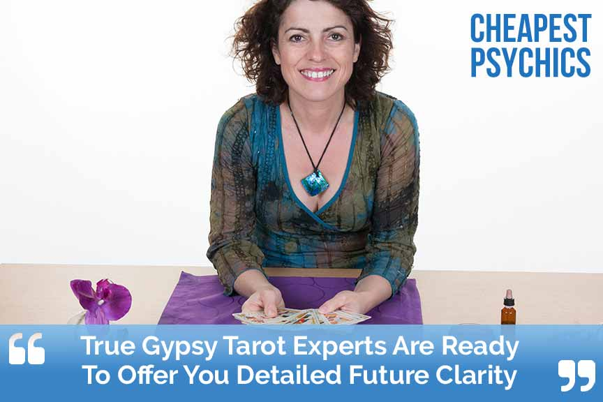 Psychic Readings Australia - Gypsy Tarot Experts